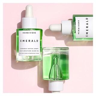 セフォラ(Sephora)の[Sale!]ハービヴォア ボタニカルズ/フェイスオイル(エメラルド)(美容液)