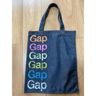 ギャップ(GAP)のGAP  デニムトートバッグ(トートバッグ)
