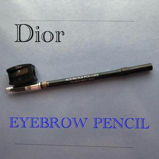 ディオール(Dior)のパウダー アイブロー ペンシル(アイブロウペンシル)