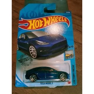 新品未開封 Hot Wheels ホットウィール テスラ モデル3(ミニカー)