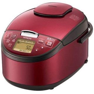 日立 - 日立製作所 圧力IH炊飯器5.5合 RZ-H10BJ R