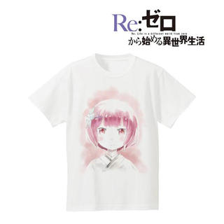 Re:ゼロから始める異世界生活 リゼロ ラム 幼少期 Tシャツ