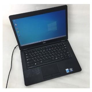 デル(DELL)のPC祭!DELL ノートPC Win10 Core i7 4GB  240GB(ノートPC)