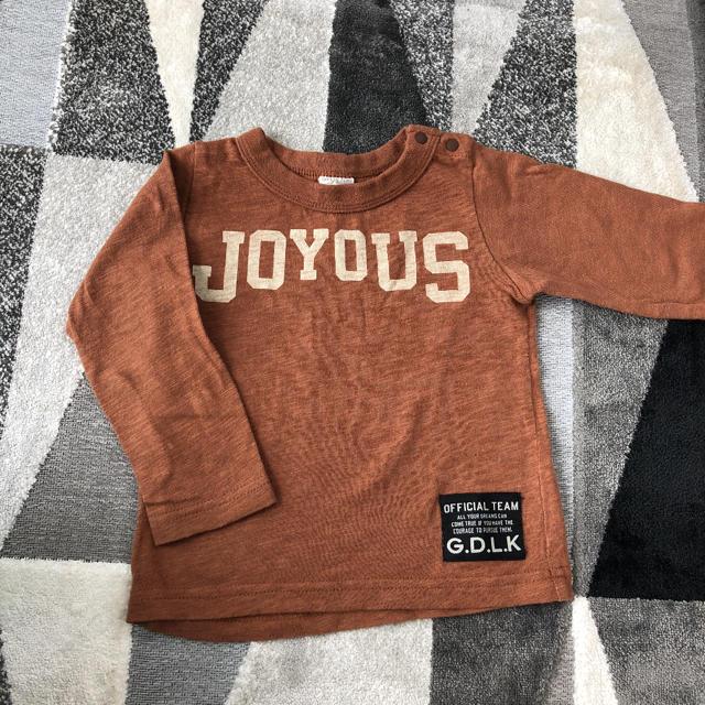 MARKEY'S(マーキーズ)のマーキーズロンT キッズ/ベビー/マタニティのベビー服(~85cm)(シャツ/カットソー)の商品写真