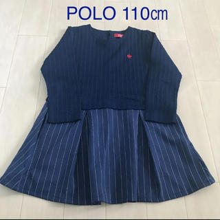 POLO RALPH LAUREN - POLO110 ポロ110  ワンピース110 お出かけ110