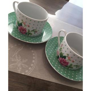 Francfranc - ティーカップセット(2個)