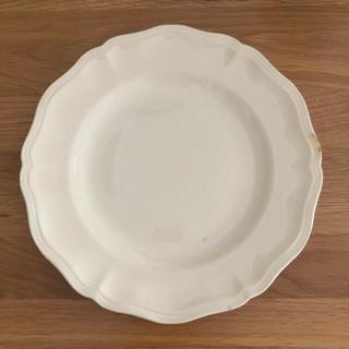 サルグミンヌ 花リム プレート(食器)