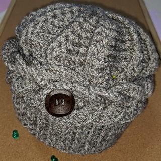 ハンドメイド 帽子(帽子)