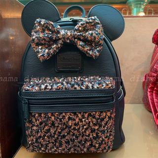 Disney - 香港ディズニー ラウンジフライ ベル・オブ・ザ・ボールブロンズ リュックサック