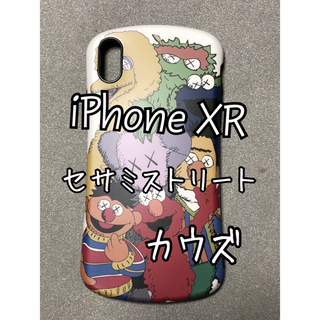 セサミストリート(SESAME STREET)のiPhone XR (iPhoneケース)