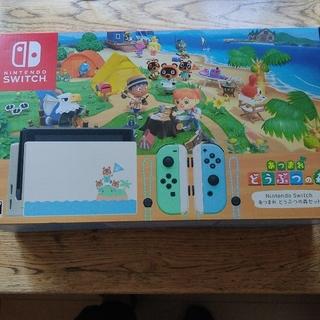 ニンテンドースイッチ(Nintendo Switch)のNintendo Switch あつまれ どうぶつの森➕Switchlight(家庭用ゲーム機本体)