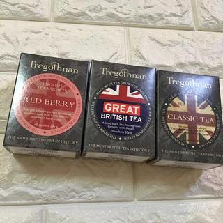 イギリス国産紅茶(トレゴスナン茶園)10袋x3種(茶)
