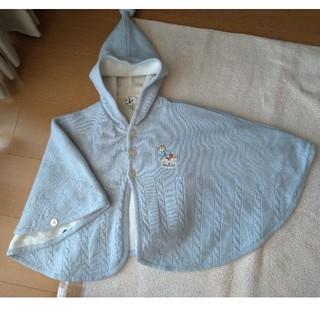 ベビーディオール(baby Dior)のbabyDIOR(ベイビーディオール)赤ちゃん用ウールマント(ジャケット/コート)