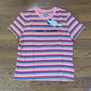 TOMMY HILFIGER - トミージーンズ Tシャツ