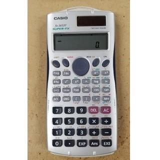 カシオ(CASIO)の関数電卓CASIO(OA機器)