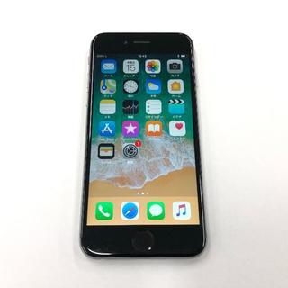 アップル(Apple)のdocomo iPhone6 16GB グレイ(スマートフォン本体)