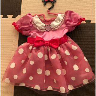 Disney - ミニーちゃん ドレス ワンピース☆ハロウィンコスチューム