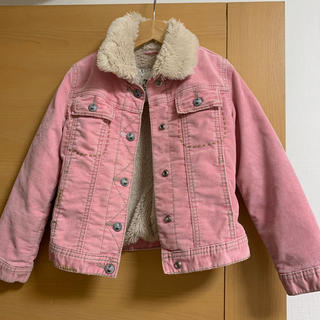 ギャップ(GAP)のギャップ 女の子 子供服 120 cm ピンクコート ジャケット (ジャケット/上着)