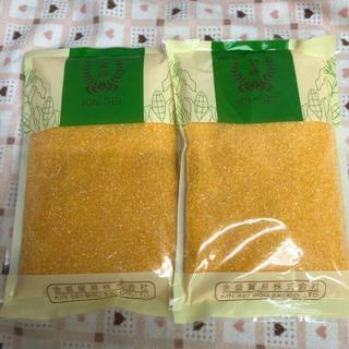 2袋  とうもろこし 小粒(米/穀物)