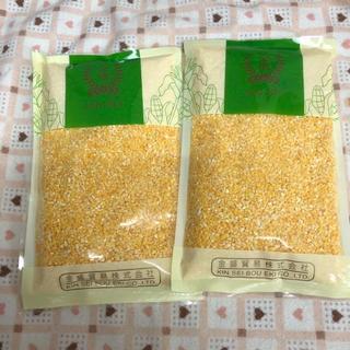 2袋 もちトウモロコシ 小粒(米/穀物)