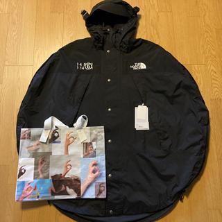 エムエムシックス(MM6)の定価 MM6  TNF Circle Mountain jacket S(マウンテンパーカー)