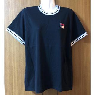 フィラ(FILA)の中古 フィラ FILA Tシャツ スポーツ スポーツブランド スポーツウェア(Tシャツ(半袖/袖なし))