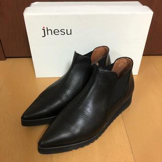 ルカ(LUCA)のjhesu サイドゴアブーツ LUCA購入(ブーツ)