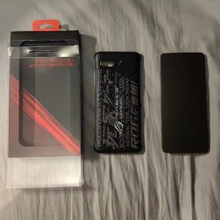 エイスース(ASUS)のrog phone Ⅱ lightning armor case(Androidケース)
