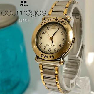 クレージュ(Courreges)の110 クレージュ時計 レディース腕時計 新品電池 アンティーク(腕時計)