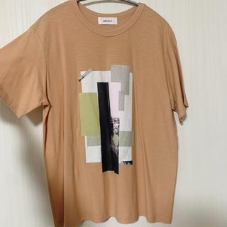 ミラオーウェン(Mila Owen)のT-shirt(Tシャツ(半袖/袖なし))