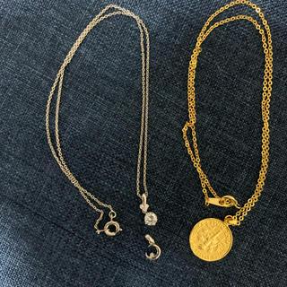 ミツビシ(三菱)の新品未使用💕 三菱ジュエリーフェアの来場記念品&シルバーネックレス(ネックレス)