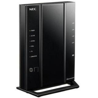 エヌイーシー(NEC)のAterm WG2600HP3 PA-WG2600HP3(PC周辺機器)