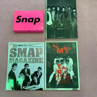スマップ(SMAP)のSMAP 写真集4冊セット(アイドルグッズ)