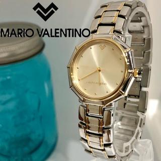 マリオバレンチノ(MARIO VALENTINO)の87 マリオバレンチノ時計 レディース腕時計 新品電池 メンズ腕時計(腕時計)