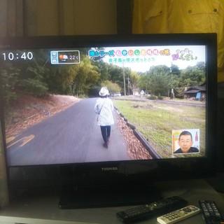 東芝 - TOSHIBA REGZA薄型テレビ32型