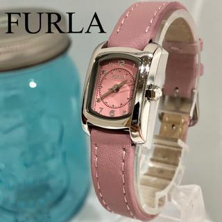 フルラ(Furla)の4 FURLA フルラ時計 レディース腕時計 新品電池 美品(腕時計)