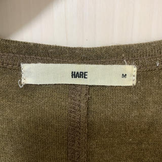 ハレ(HARE)のHARE カットソー インナー(Tシャツ/カットソー(七分/長袖))