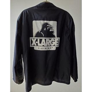 XLARGE - 【美品】エクストララージ ボアコーチジャケット