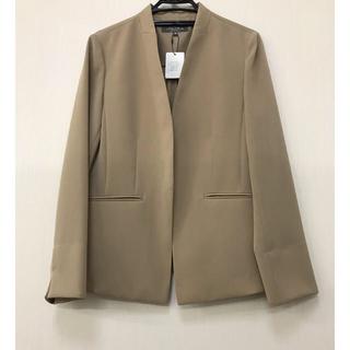 ユナイテッドアローズ(UNITED ARROWS)のジャケット未使用☆ユナイテッドアローズ☆ノーカラーセットアップ(スーツ)