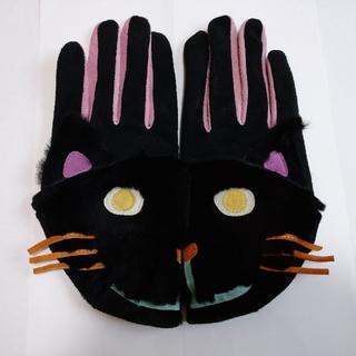 ツモリチサト(TSUMORI CHISATO)の未使用!! ツモリチサト  キャット  手袋(手袋)