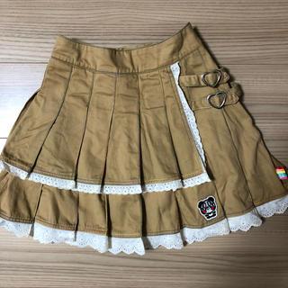 ラバーズハウス(LOVERS HOUSE)のLOVERS HOUSEスカート Mサイズ(150〜160 )(スカート)