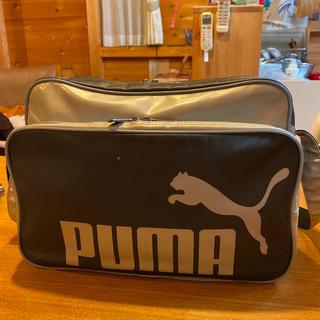 プーマ(PUMA)のプーマエナメルバック(バッグ)