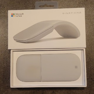 Microsoft - Microsoft Surface Arc Mouse アークマウス
