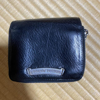 Chrome Hearts - クロムハーツ スクエアジップウォレット 財布