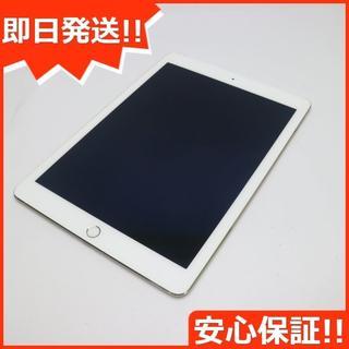 アップル(Apple)の美品 docomo iPad Air 2 Cellular 32GB ゴールド (タブレット)