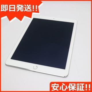 アップル(Apple)の美品 docomo iPad Air 2 Cellular 32GB シルバー (タブレット)