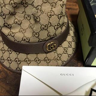 Gucci - GUCCIバケットハット(最終値下げ)