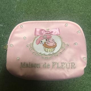 メゾンドフルール(Maison de FLEUR)のマイメロ限定品😍緊急発売です🙂早い者勝ちです😳(トートバッグ)