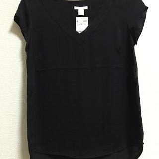 エイチアンドエム(H&M)の新品 H&M☆トップス(シャツ/ブラウス(半袖/袖なし))