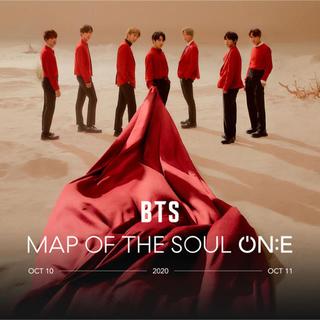 防弾少年団(BTS) - BTS💜 MAP OF THE SOUL ON:E  10/10-11